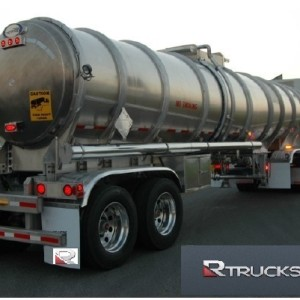 2014 Fuel Trailer 9000 Gls 1 Compartments
