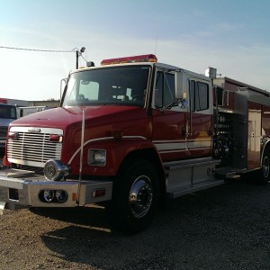 1999 Freightliner FL80 CONVENTIONAL CAB
