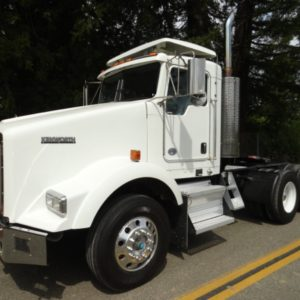 2013 Kenworth T800 3 Axle