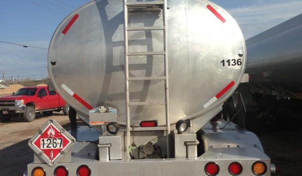 1998-1999 HEIL Tankers Trailers 9000 Gls