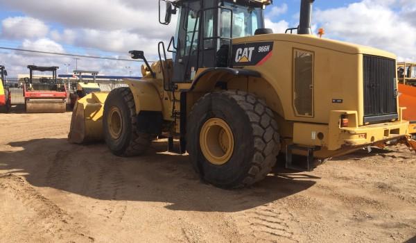 2011 Cat 966 H Dozer
