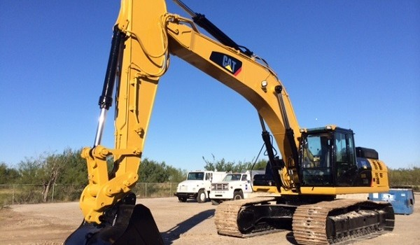 2010 Caterpilar Excavator 336 DL